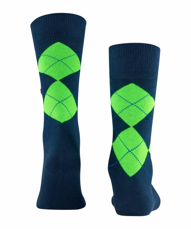 3er Pack Burlington Iconic Products Neon King Herren Socke 21070 Männer Strumpf
